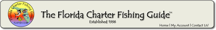 Florida Charter Fishing Guide